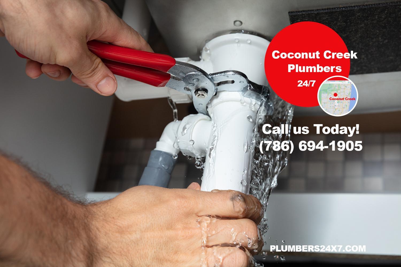 Coconut Greek Plumbers - Broward Plumbers - Plumbers 24x7