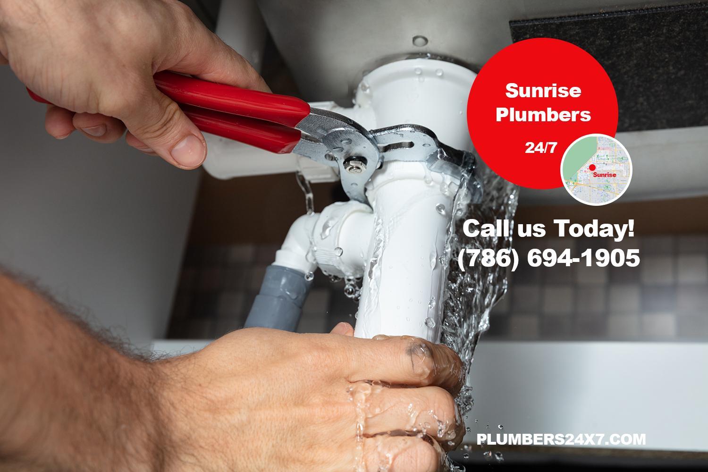 Sunrise Plumbers - Broward Plumbers - Plumbers 24x7