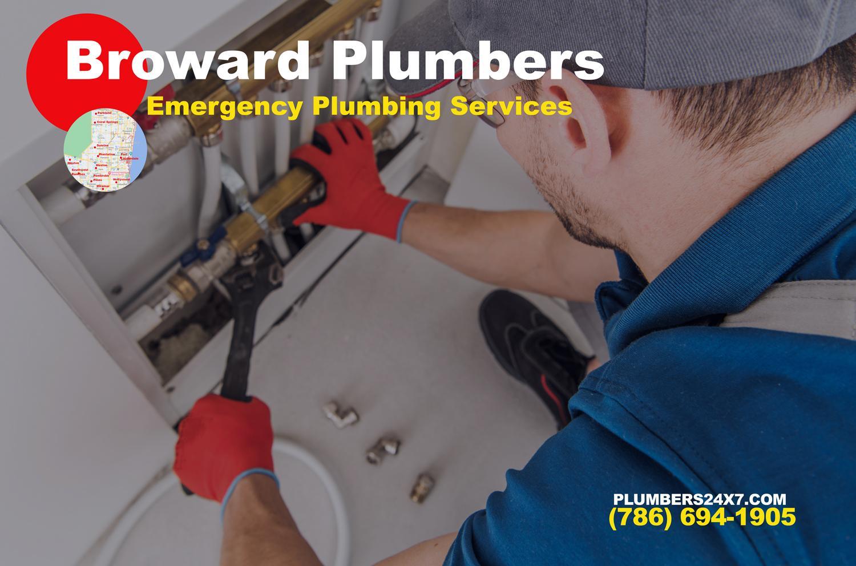 Emergency Broward Plumbers