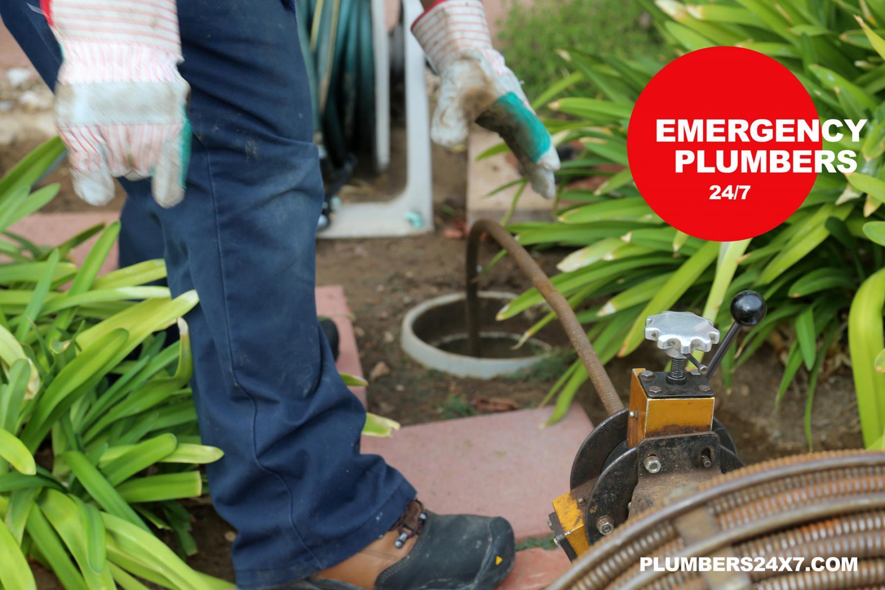 Unclog Drain - Emergency Plumbers near me